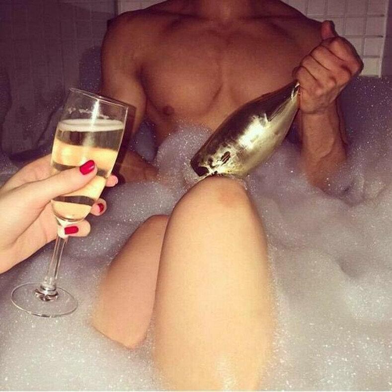 На вкус и цвет: кому-то вечером бокал шампанского, а кому-то…скумбрию?
