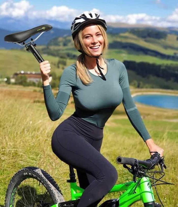 На велосипеде без седла