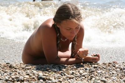 Пляжные девочки 2 часть